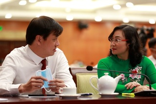 Ông Lê Hòa Bình, bà Phan Thị Thắng được bầu làm Phó Chủ tịch TP.HCM