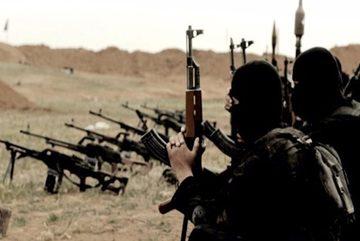Hé lộ về chuỗi cung ứng vũ khí cực tinh vi cho IS