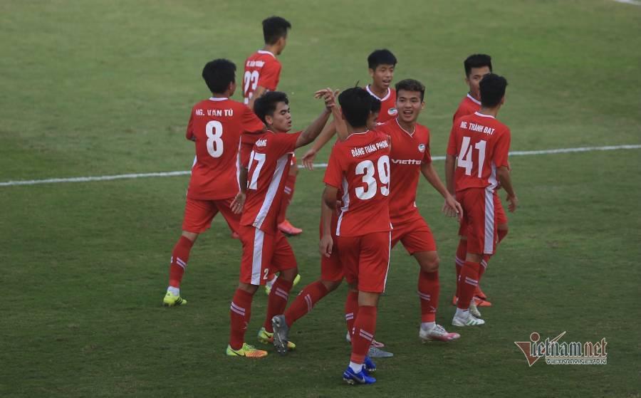 U17 HAGL vỡ mộng vào chung kết U17 Cup Quốc gia 2020
