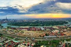 """Tốc độ phát triển của thành phố Thủ Đức """"tương lai"""" chỉ sau Hà Nội"""