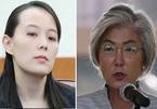 Em gái Kim Jong Un cảnh báo Ngoại trưởng Hàn 'trả giá đắt'