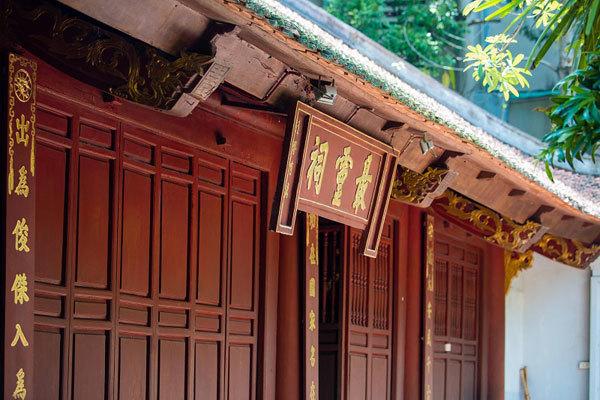 Hanoi,Kim Lien Temple