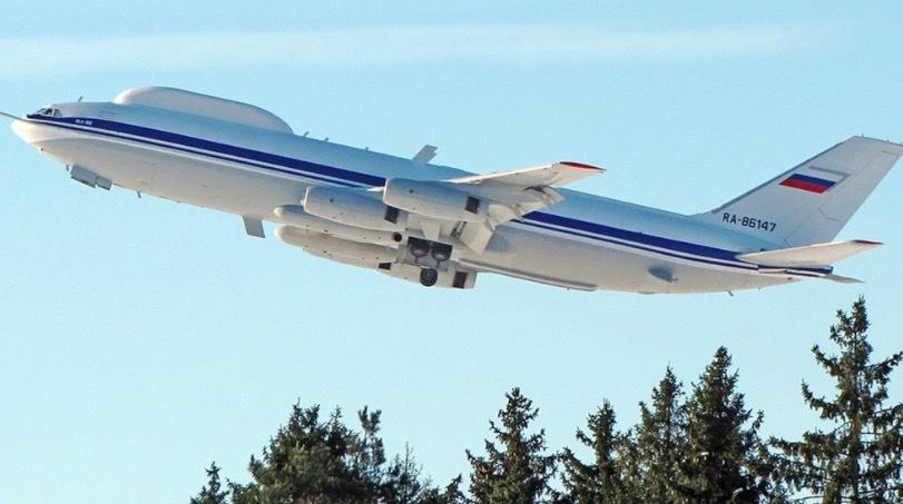 'Máy bay ngày tận thế' siêu bí mật của Nga bị trộm