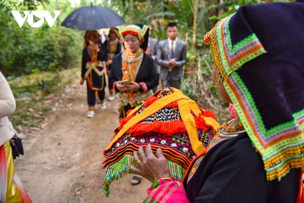 Exciting wedding of Dao ethnic group in north Vietnam