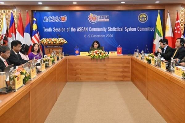 Những định hướng phát triển mới cho cộng đồng Thống kê ASEAN