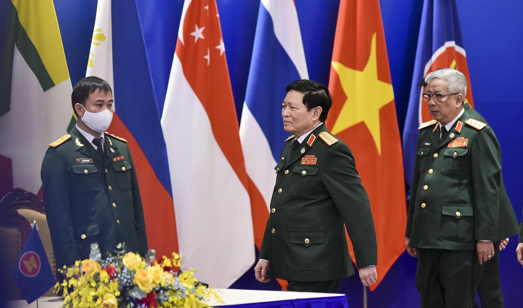 Việt Nam chủ trì họp Bộ trưởng Quốc phòng ASEAN bàn về an ninh, đại dịch