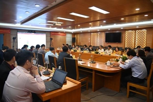 Tổng cục Thống kê chuẩn bị Hội nghị triển khai kế hoạch công tác năm 2021