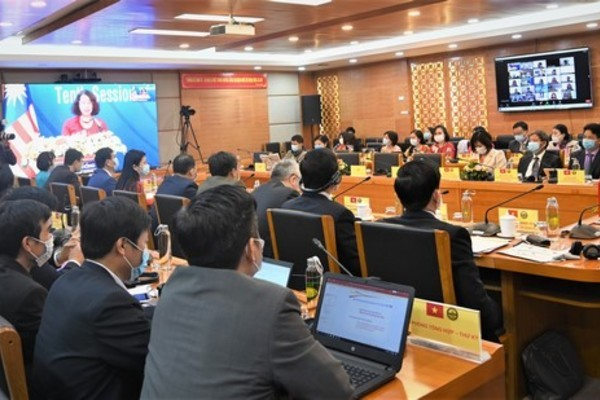 Năm 2020, Hệ thống Thống kê cộng đồng ASEAN đã triển khai nhiều hoạt động