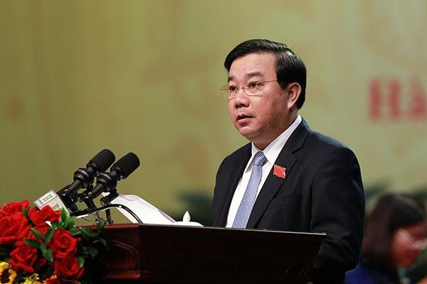 Hà Nội có 5 tân Phó Chủ tịch UBND TP