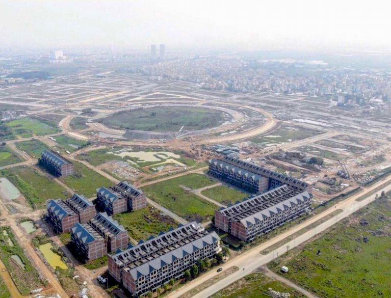 Thanh tra Chính phủ chưa kết luận, siêu đô thị 'xanh cỏ' bất ngờ rao bán