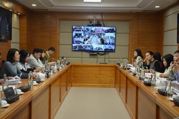 Hội nghị trực tuyến tập huấn Điều tra lao động việc làm năm 2021