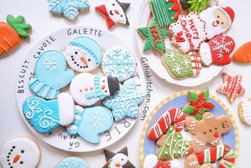Bán cả nghìn chiếc mỗi vụ Noel, tiệm bánh 'hốt bạc' nhờ ý tưởng độc lạ