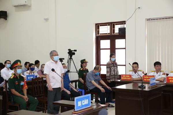 Mở phiên tòa xét kháng cáo của cựu Thứ trưởng Bộ Quốc phòng