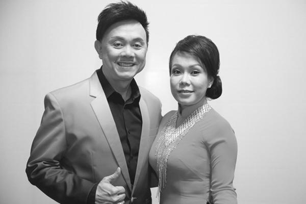 Vợ Chí Tài muốn đưa thi hài chồng về Mỹ để an táng