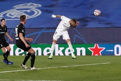 Benzema không chiến cực đỉnh, Real đoạt vé đi tiếp