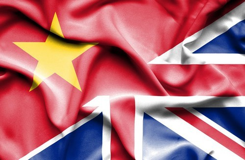 Kết thúc đàm phán, Việt Nam sẽ ký hiệp định thương mại với Anh quốc