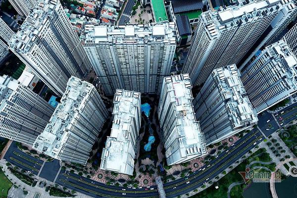 Những khu vực TP.HCM hạn chế xây chung cư cao tầng