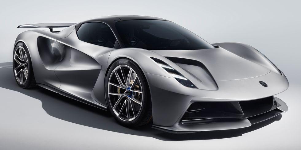 Những siêu xe triển vọng năm 2021