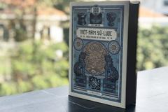 Ấn bản 'Việt Nam sử lược' kỷ niệm 100 năm phát hành