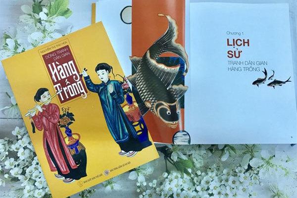 Book aims to revive traditionalVietnamese art form