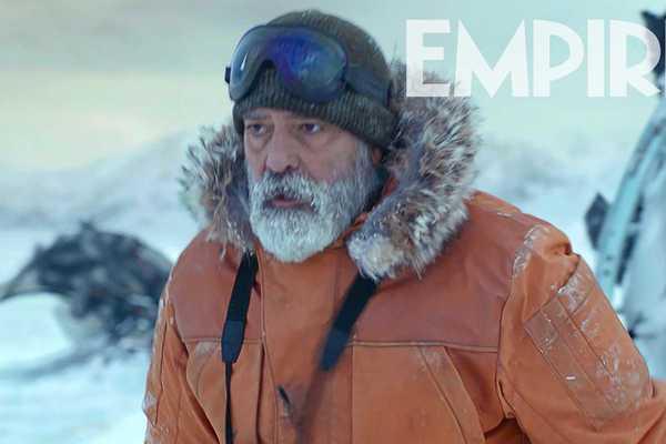 George Clooney phải nhập viện vì giảm cân gấp