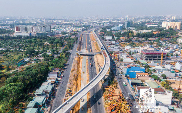 HCM City sees high growth in east and west