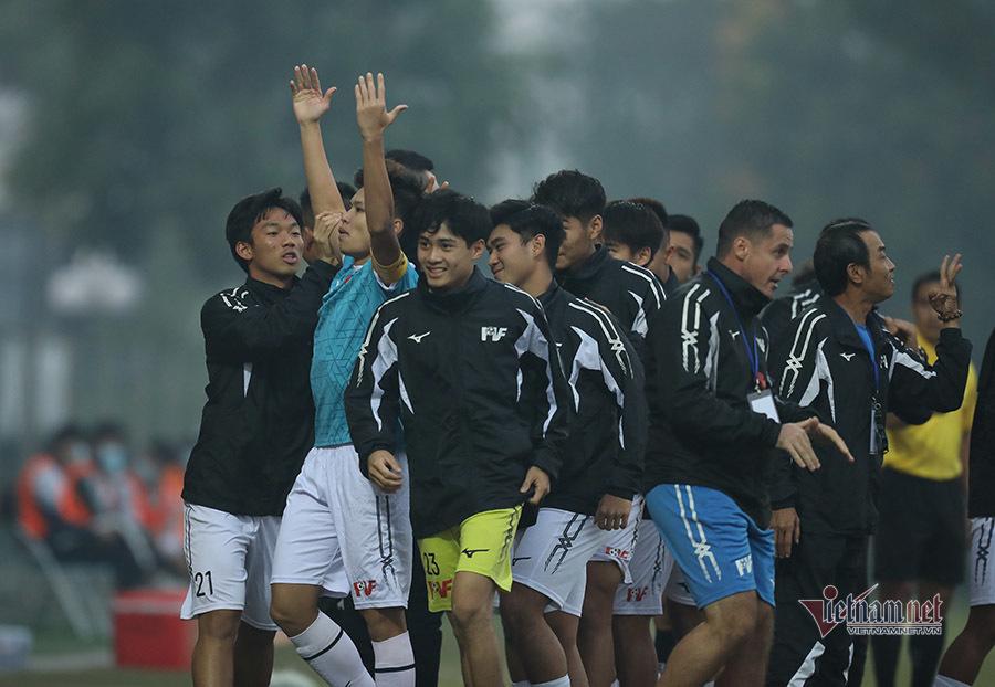 PVF đăng quang giải U17 cúp Quốc gia 2020