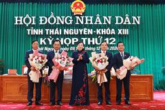 Thái Nguyên có tân Chủ tịch tỉnh 43 tuổi