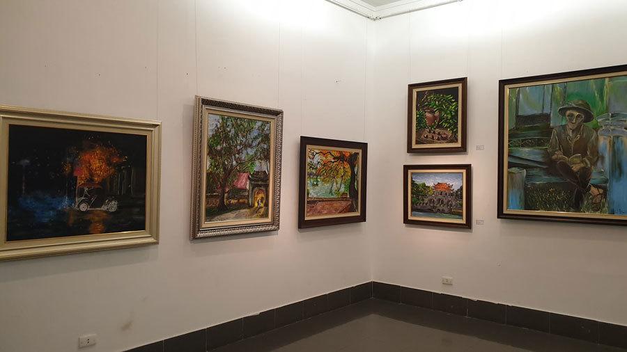 Triển lãm 100 bức tranh về hoạ sĩ Bùi Xuân Phái