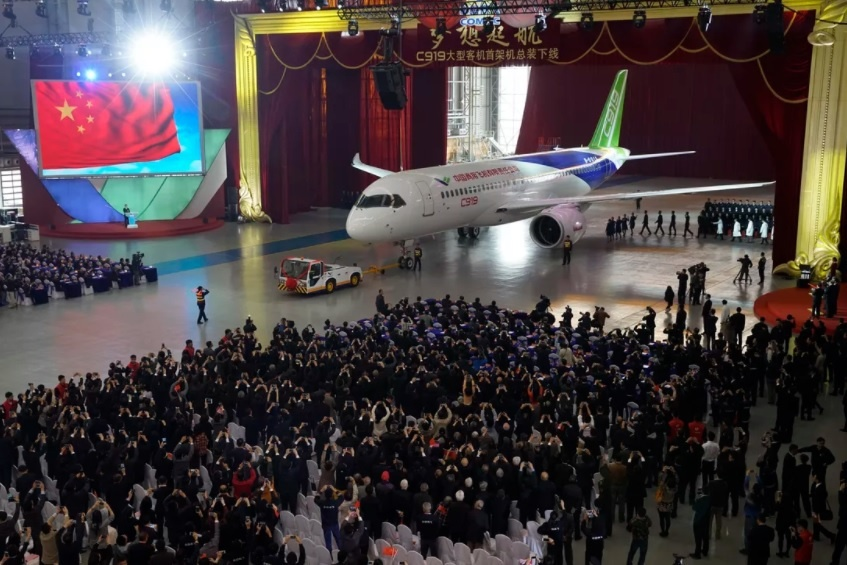 Tham vọng máy bay thương mại của Trung Quốc bị thổi phồng