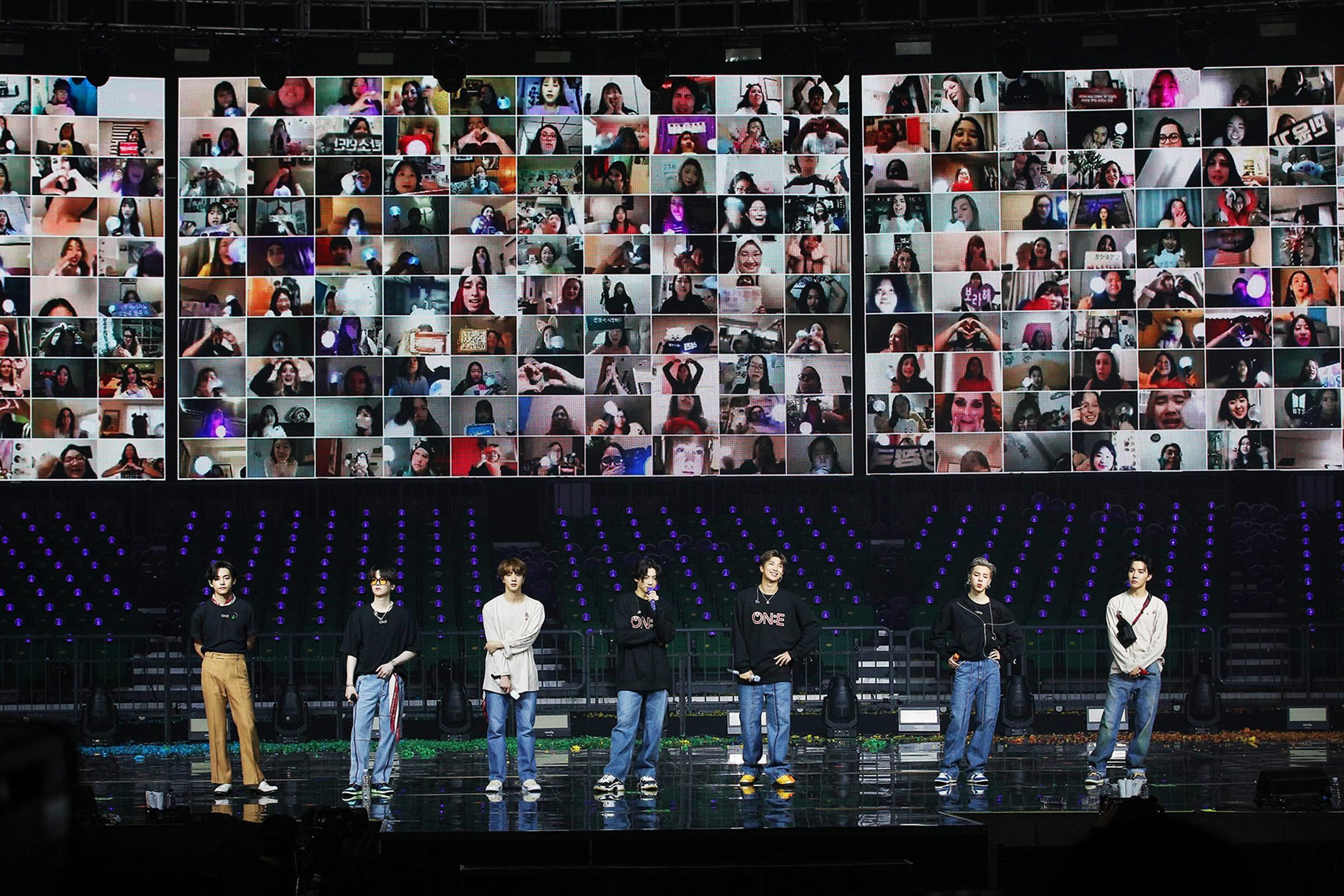 BTS được TIME chọn là nhân vật giải trí của năm 2020