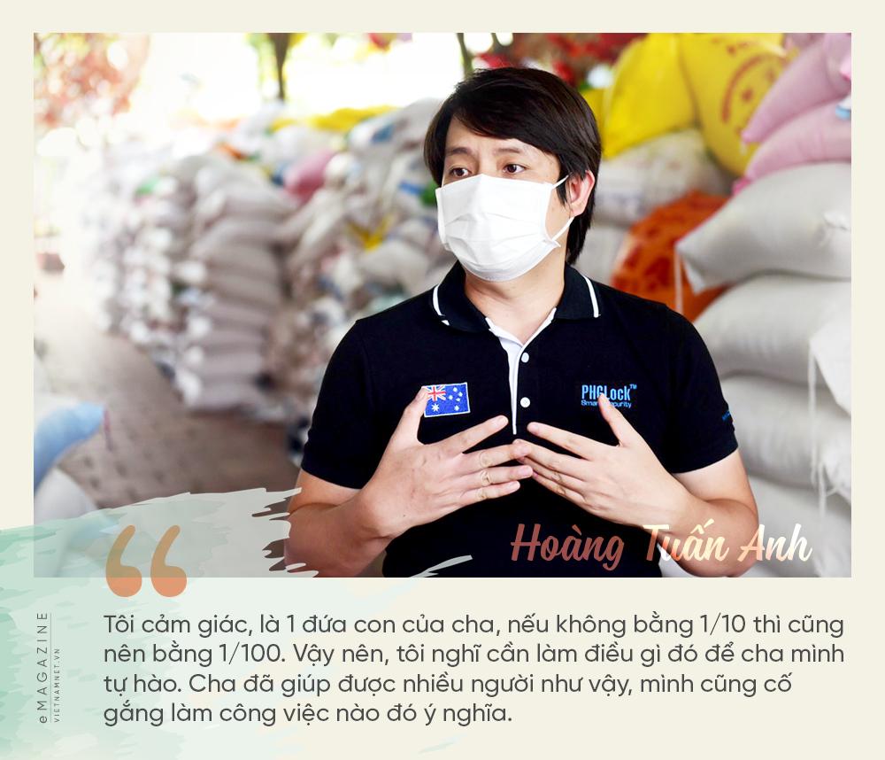ATM Gạo,nhân vật truyền cảm hứng