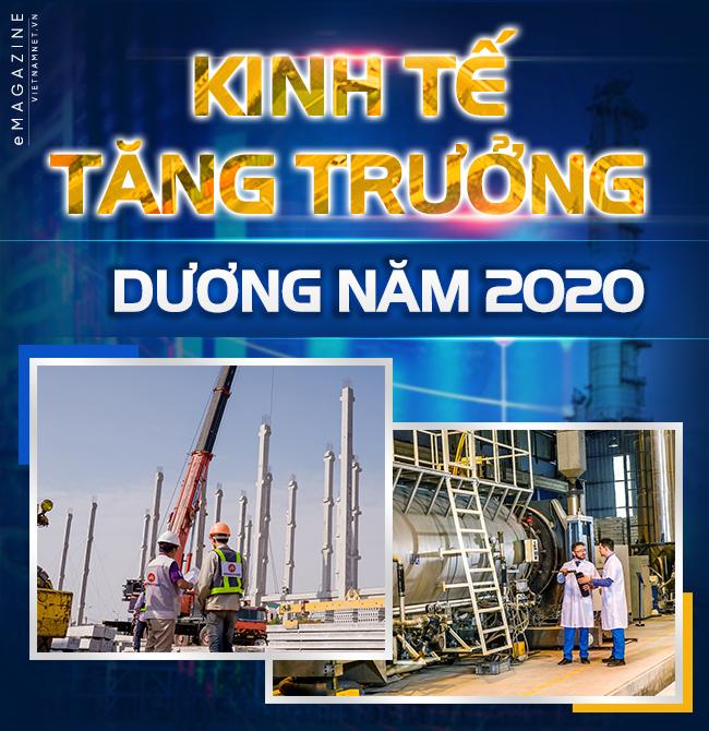Tăng trưởng GDP 2020 đạt 2,91%, Việt Nam nhóm cao nhất thế giới