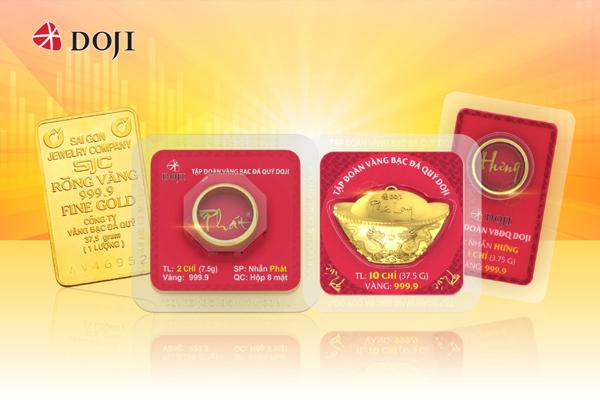 Mua bán vàng an toàn tiện lợi, khỏi cần đến cửa hàng