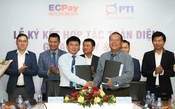 ECPay thành đại lý độc quyền phân phối bảo hiểm phi nhân thọ PTI