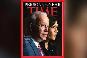 Ông Biden và 'nữ phó tướng' được TIME chọn là Nhân vật của năm 2020