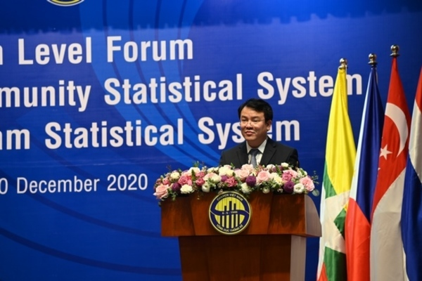 Mở rộng hợp tác quốc tế là một trong những nhiệm vụ trọng tâm của Thống kê Việt Nam