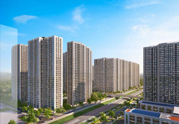 Vinhomes Smart City mở bán tòa căn hộ xanh Grand Sapphire 3