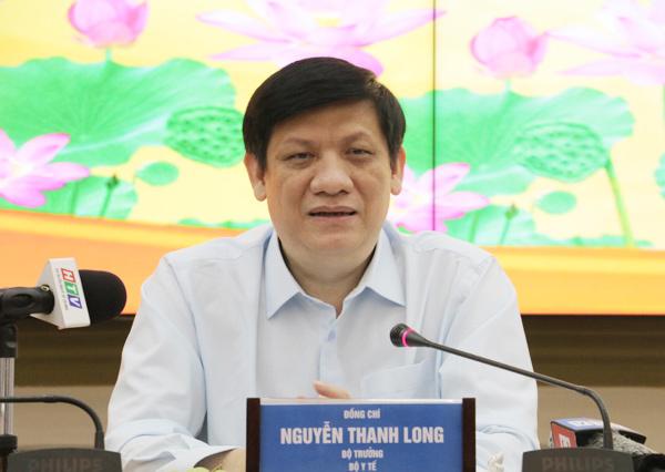 Bộ trưởng Y tế Nguyễn Thanh Long đề xuất TP.HCM xây dựng khu phức hợp y tế
