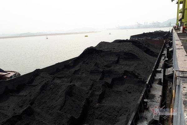 Vinacomin,PetroVietnam,coal import