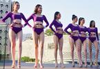Thí sinh Hoa hậu Thái Lan 2020 trình diễn áo tắm
