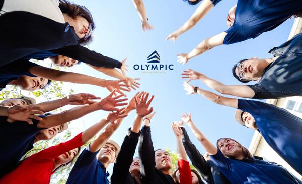 Tôn thép Olympic chinh phục khách hàng bằng chất lượng quốc tế