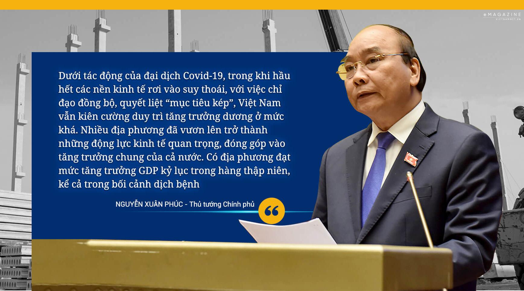 tăng trưởng kinh tế,GDP,Covid-19,kinh tế Việt Nam,môi trường kinh doanh,cải cách thể chế,gói hỗ trợ
