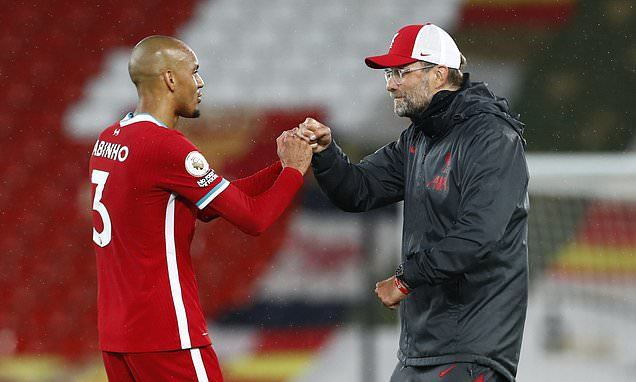 Liverpool 'thưởng' lớn Fabinho, Sergio Ramos rời Real Madrid