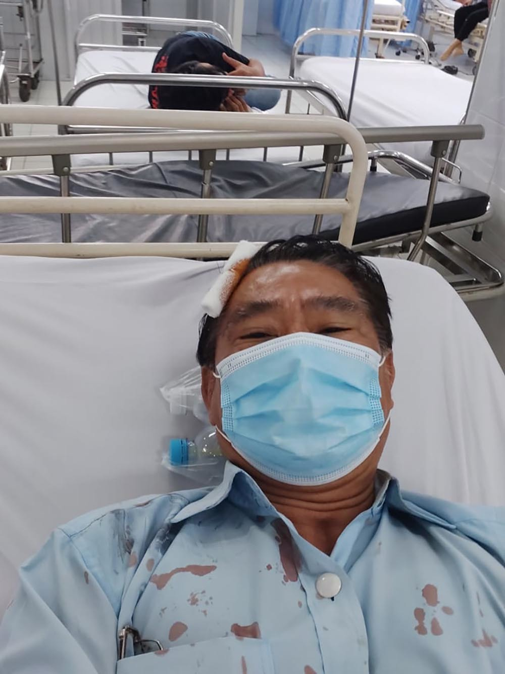 Sếp cơ sở cai nghiện ma tuý Bình Triệu bị nhân viên hành hung giữa cuộc họp thumbnail