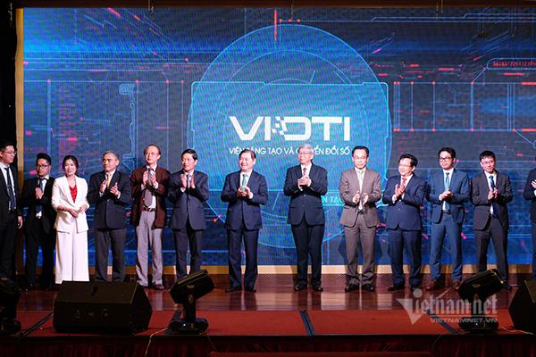 Thành lập Viện Sáng tạo và Chuyển đổi số Việt Nam