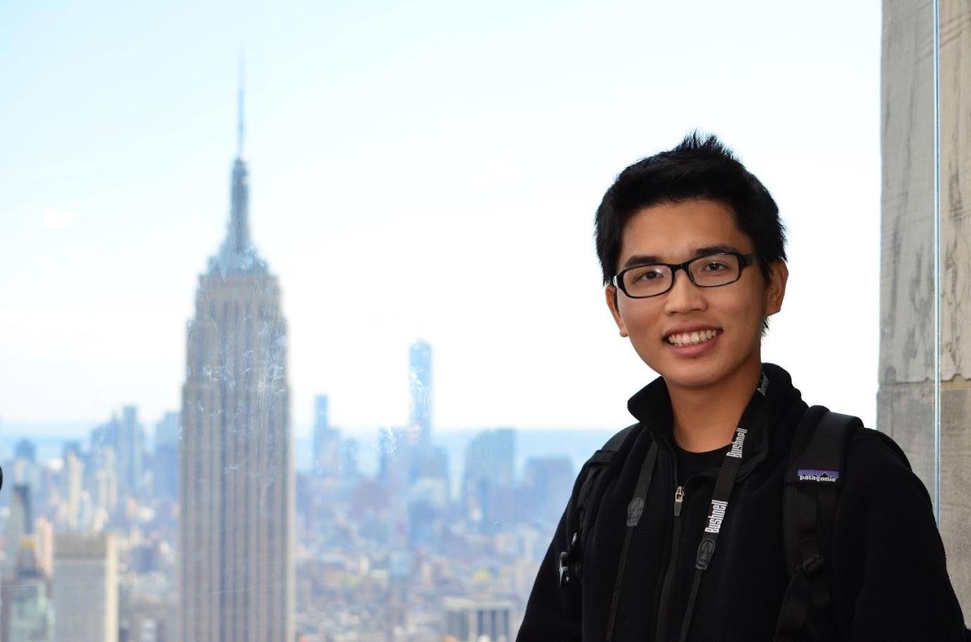 Từ Huy chương Đồng Tin học quốc tế đến kỹ sư tại Google