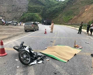 Traffic accidents drop sharply over five years
