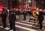 New York náo loạn vì xe hơi lao thẳng vào đám đông biểu tình