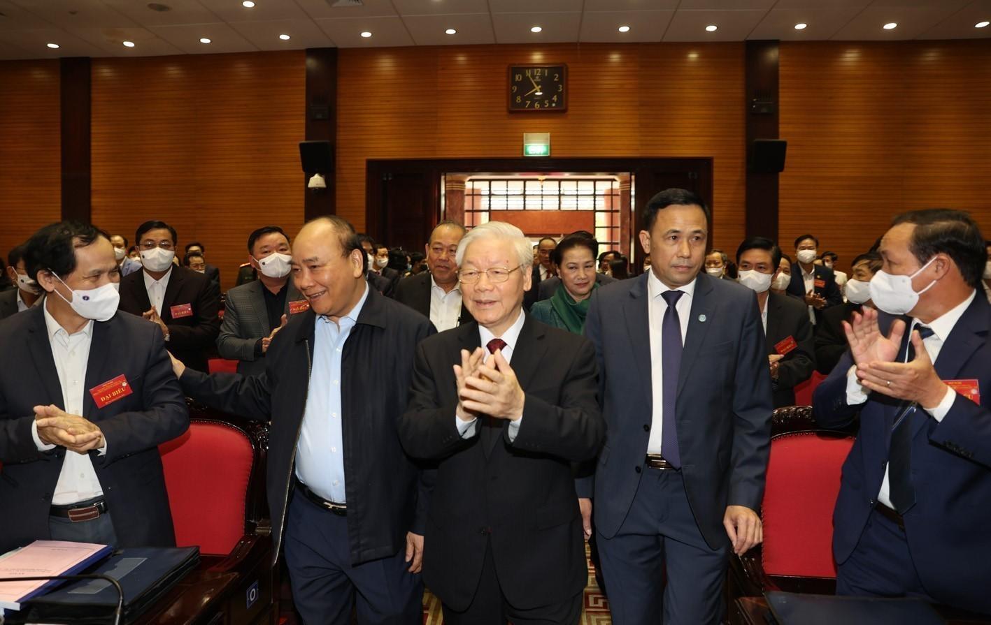 Tổng Bí thư, Chủ tịch nước chủ trì Hội nghị tổng kết phòng chống tham nhũng